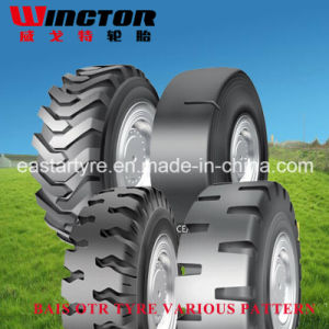 Industrial Tyres, Truck Tire, Solid Skid Steer Tyre (12-16.5 14-17.5) pictures & photos