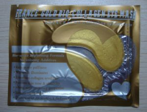 Safe Herbal Gold Collagen Eye Mask for Eye Anti-Wrinkle pictures & photos