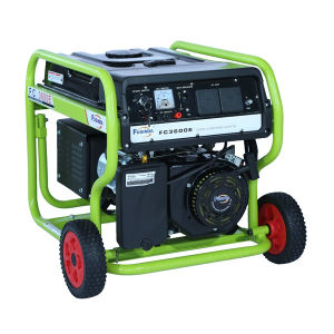 Ce High Quality 6kw Gasoline Generator Price FC7500e Home Use pictures & photos