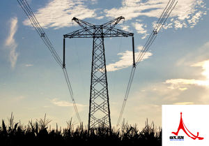 Galvanized Electric Power Transmission Line Towers pictures & photos