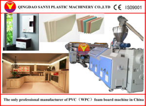 PVC Making Machine/ PVC Foam Board Manufacturing Line pictures & photos