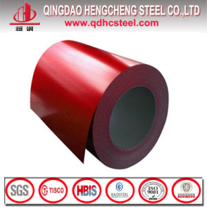 26 Gauge G40 Cold Rolled Prepainted Galvanized Steel Coil pictures & photos