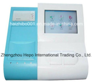 Four-Channel Blood Coagulation and Fibrinolysis Analyzer Coagulation Analyzer (HP-HEMAC2000) pictures & photos