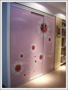 3-8mm Back Painted Glass for Furniture Shelf/Splashback Panel pictures & photos