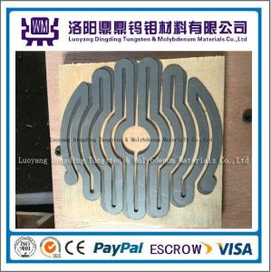Pure Tungsten Tin Sheet for Heating Elements pictures & photos