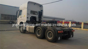 Stock. HOWO 6X4 Tractor Truck 420HP on Sale (ZZ4357V3241V) pictures & photos