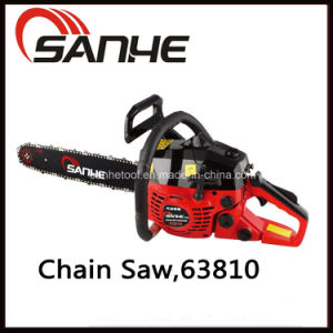 38cc Professional Chainsaw with CE GS /Gasoline Chain Saw 3800