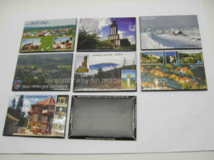 Fridge Magnet with The Scenery Printing Series pictures & photos
