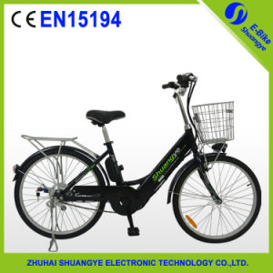 """Trendy Design 24"""" Electric Bicycle with Lithium Battery pictures & photos"""