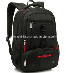 Double Shoulder Business Laptop Computer Backpack Bag (CY9936) pictures & photos