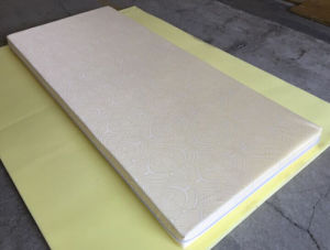 Roll up Portable High Density Foam Mattress with Zipper pictures & photos