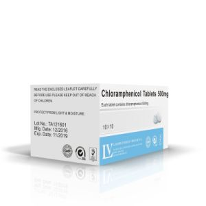 Chloramphenicol Tablets pictures & photos