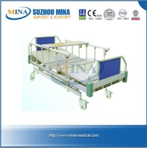 Adjustable Comfortable Used Manual Hospital Beds (MINA-MB106-D)