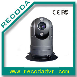 Weatherproof Infrared IR Auto-Tracking High Speed Vehicle PTZ Camera pictures & photos