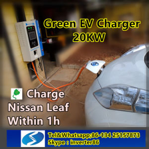 Manufacturer of EV Fast Electric Car Charging Station pictures & photos