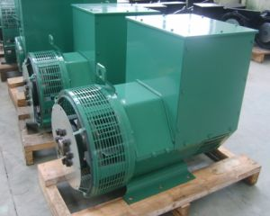 Stamford Type Self-Exciting Synchronous Brushless Alternator Motor Generator  112kw pictures & photos