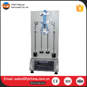 Fy-4 Zipper Slider & Puller Torsion Tester pictures & photos