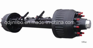 Trailer Axle Factory From China Germany Type Axle pictures & photos