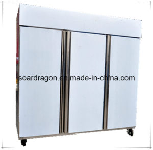 4 Doors Stainless Steel Kitchen Refrigerator for Food Storage (D1.0L4D) pictures & photos