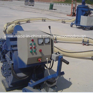 Ropw Series SGS Approved Portable Concrete Road Shot Blasting Machine