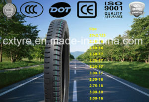 Tricycle Tyre / Motorcycle Tire for Philippines Market (3.00-16 3.00-18 3.25-16) pictures & photos