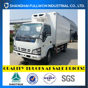 600p 4*2 Isuzu Refrigerated Truck / Isuzu Insulated Truck pictures & photos