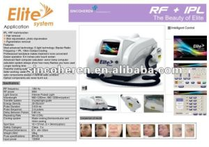 Cosmetics Salon Equipment Elight IPL Hair Removal Ce Approved pictures & photos