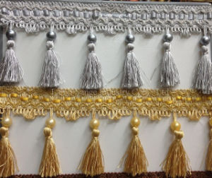 Fashion Tassel for Soft Furnishing pictures & photos