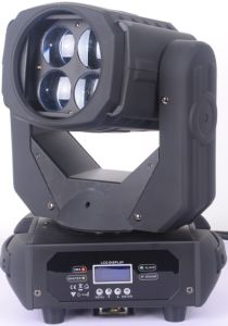 4X25W LED Compact Super Beam Pixel Moving Head Light pictures & photos