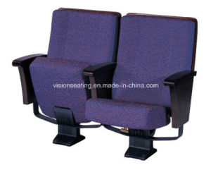 Fixed Theater Style Concert Lecture Theater Room Hall Chair (3001) pictures & photos