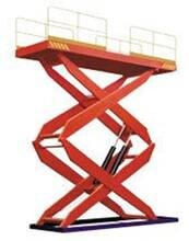 Double Scissors Lift Platform and Table Cheap Price and High Quality pictures & photos