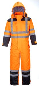 300d Oxford/Reflective Tape Safety Suit From China pictures & photos