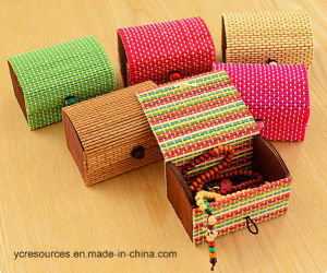 Bamboo Storage Box- Jewelry Box (HA3007) pictures & photos