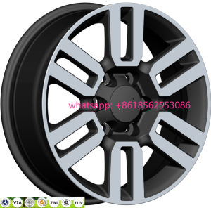 18-20inch 6*139.7 Aluminum Wheels Rims Toyota Replica Alloy Wheels pictures & photos