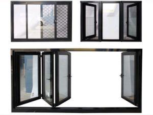 Good Quality Aluminium Double Glazing Sliding Windows pictures & photos