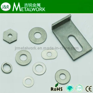 Customized Stamping Bracket Flat Washer pictures & photos