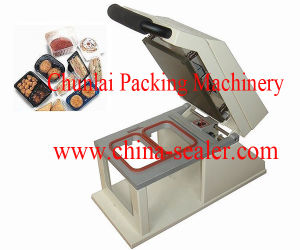 Fast Food Box Tray Sealing Machine pictures & photos