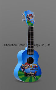"""Chinese Sapele Plywood Top 23"""" Concert Ukulele pictures & photos"""
