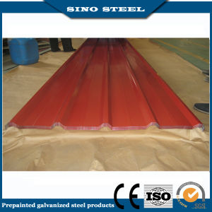 0.2mm Nippon Painted Prepainted Galvanized Corrugated Steel Sheet pictures & photos