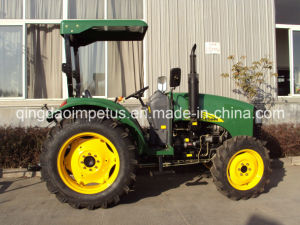 Factory Price High Quality 55HP 4X4wd Farm Tractor pictures & photos