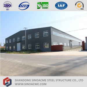 High Quality Steel Structure Workshop Building pictures & photos