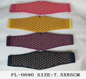 PU Stud Belt (FL-0690)