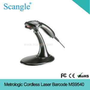 Metrologic Cordless Laser Barcode Scanner (MS9540) pictures & photos