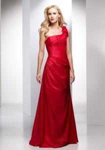 One Shoulder Bridesmaid Dresses (BD3030) pictures & photos