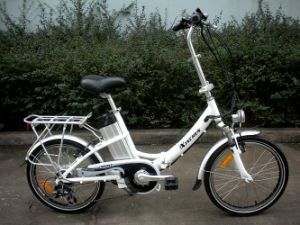 Folding Electric Bike (F LY1306Z) pictures & photos