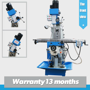 Good Quality Mini Vertical Hobby Conventional Milling Equipment pictures & photos