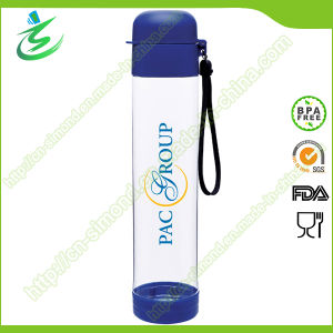 750 Ml Customized Tritan Water Bottle with Filp-Top Cap pictures & photos