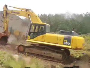 Japanese Used Excavator Komatsu PC 370-7 2014 pictures & photos