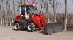 1.5ton Front Loader pictures & photos