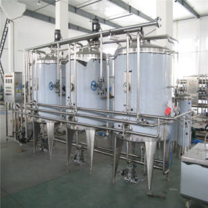 Stainless Steel CIP System with Popular pictures & photos